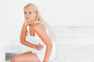 כאב בגלל דלקת בשתן